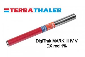 Sonda dla DCI DigiTrak MARK III, IV, V, model DX red, regenerowana, 1%