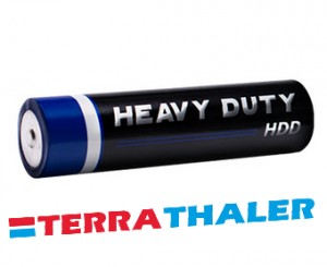 Bateria do sondy Heavy Duty